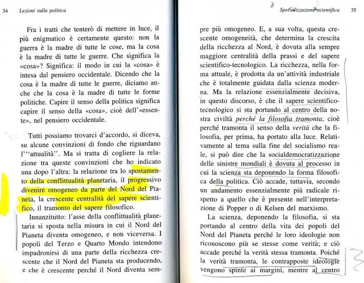 Severino lezioni politica1928