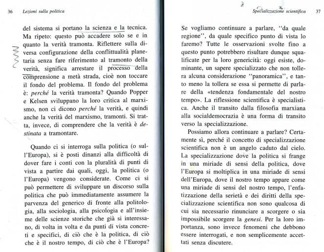 Severino lezioni politica1929