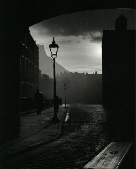 Bill Brandt, Edinburgh, 1942