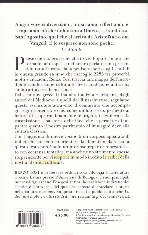 dizionario sentenze latine greche2570