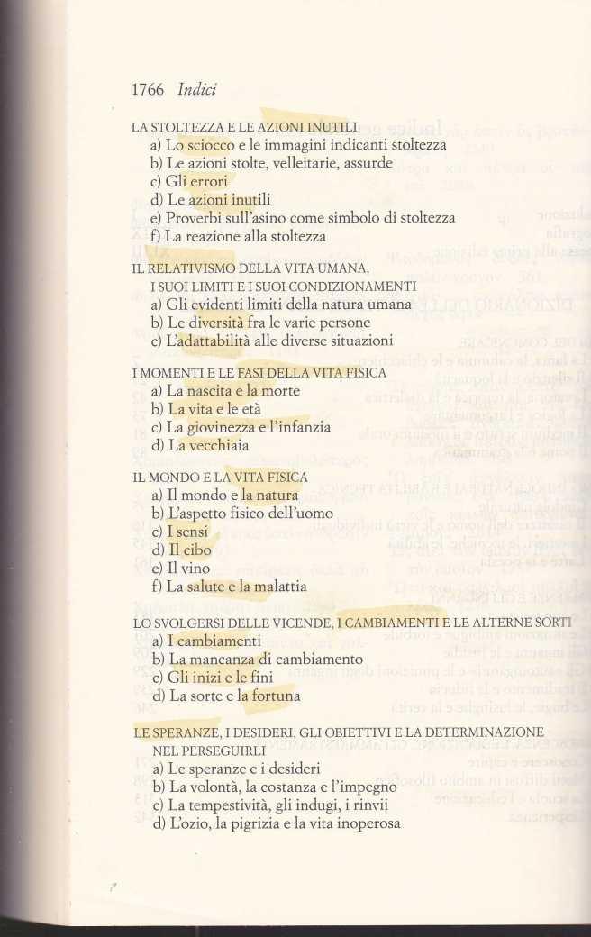 dizionario sentenze latine greche2572