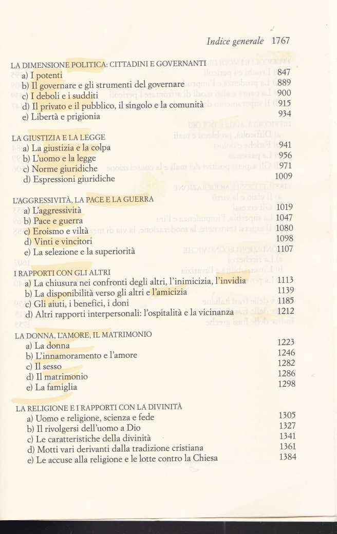dizionario sentenze latine greche2573